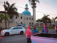 Two stabbed to death in South Africa mosque, assailant killed: po ..