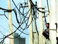 8 booked over power theft in Sargodha