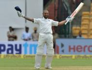 History-making Afghanistan hit back after Dhawan ton in debut Tes ..