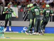 Chief Minister felicitates Pakistan cricket team
