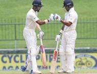 Sri Lanka 79-3 against West Indies