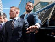 MMA star McGregor expresses 'regret' for melee