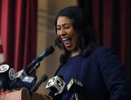 San Francisco elects first black woman mayor