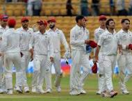 India 474 all out in Afghanistan's Test debut