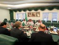 UAE, Saudi diplomats update envoys of five permanent member state ..