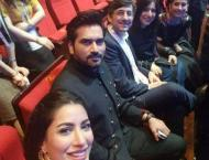 Humayun Saeed shares pictures from SCO film fest closing ceremony