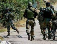 Video shows Indian army using four youth as human shield