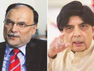 Ahsan Iqbal backfires at Nisar for threatening to reveal Nawaz, M ..