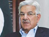 Nomination papers of Khawaja Asif cleared