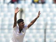 Bangladesh's injured Mustafizur out of Windies tour