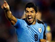 Luis Suarez seeks World Cup redemption as he reaches 100 caps