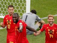 Belgium beat Panama 3-0 in World Cup