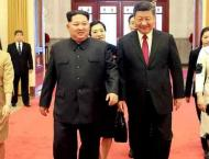 Xi calls on US, N.Korea to implement Singapore agreements