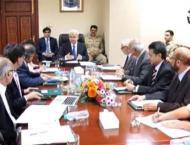 Prime Minister briefed on performance of Pakistan Railways