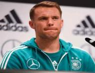 Germany World Cup games are now finals, says Neuer