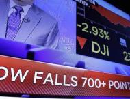 Stock markets plunge on US-China trade war fears