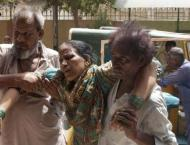 Power outages adds miseries to people of heat struck Nawabshah