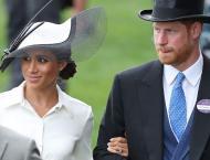 Harry and Meghan light up Royal Ascot as racing carnival begins