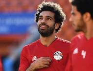 Mohamed Salah in starting line-up for Egypt v Russia: team
