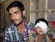 Mirwaiz inquires about condition of pellet victim at hospital
