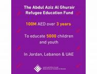 Emirati businessman establishes refugee education fund for childr ..