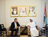 UAE Ambassador meets UN Resident and Humanitarian Coordinator in  ..
