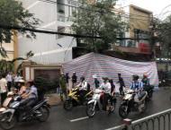 Explosion at Vietnam police station injures officer: state media ..