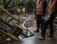 At least 10 killed in Zambia mine dump collapse: police