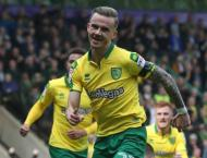 Leicester land Norwich starlet Maddison