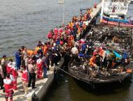 Indonesia police detain captain in ferry disaster: authorities