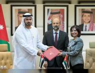 UAE and Jordan sign cooperation agreement