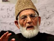 Kashmiris sacrificing lives for freedom from Indian bondage:Sye A ..