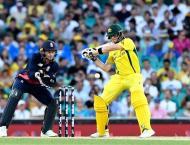 Australia bat against England in 4th ODI