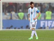 Messi's Argentina staring at World Cup exit after Croatia humblin ..