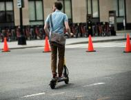 Electric scooter-sharing moves into the fast lane