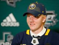 Sabres take rangy Swede Dahlin with first overall pick