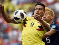 Japan defeat hands Falcao a Polish date with destiny