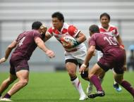 Japan blank Georgia to end home Tests on a high