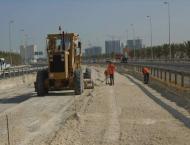 Abu Dhabi City Municipality completes internal roads, infrastruct ..