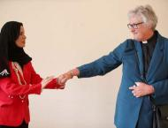 Amal Al Qubaisi attends launch of Ireland's first Centre of  ..