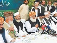 Muttahida Majlis-e- Amal awards tickets to 20 candidates in Rawal ..