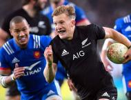 New Zealand beat France 49-14 to complete clean sweep