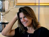 Mauresmo becomes first woman to captain French Davis Cup