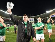 'Little bit special' - Irish joy at rare Australia win