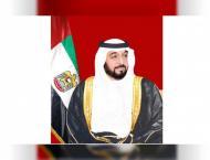 President Khalifa issues Decrees ratifying bilateral internationa ..