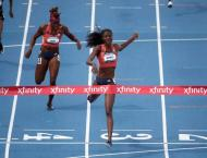 Wimbley wins 400m women's title at US nationals