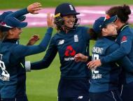 England top women's T20 tri-series table after mixed day