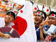 Japan already World Cup champions... for exemplary fans
