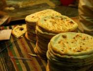 Naan, Roti prices increased by Rs 2 Rawalpindi
