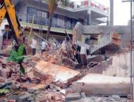 Action against encroachments continues
